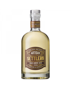 Mclaren Vale Distilling Company Settler's Oak Aged Gin (700ml)