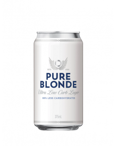 Pure Blonde 375ml Can
