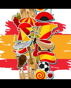 September Mixed Dozen 2021 - Spanish Fiesta