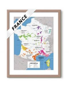 Wine Folly Wine Map France