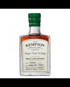 Old Kempton Tassie Port Cask Matured Whisky 46% (500ml)