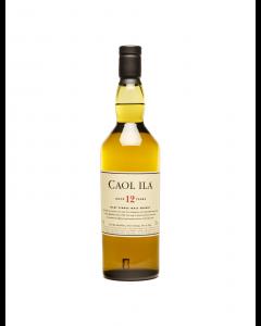 Caol Ila 12 Year Old Single Malt Scotch Whisky (700ml)