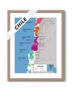 Wine Folly Wine Map Chile