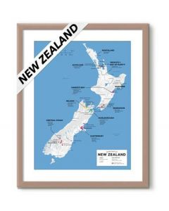 Wine Folly Wine Map New Zeland
