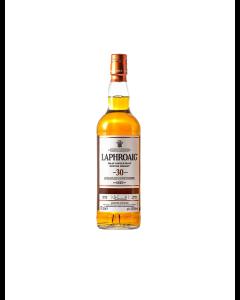 Laphroaig 30 Year Old Islay Single Malt Scotch Whisky (700ml)