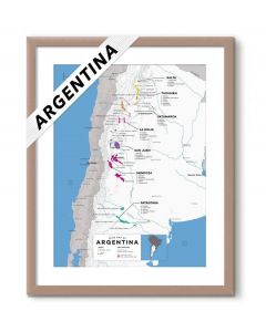 Wine Folly Wine Map Argentina