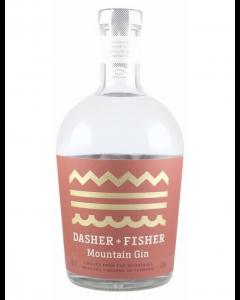 Dasher and Fisher Mountain Gin 700ml