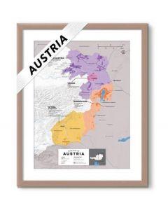 Wine Folly Wine Map Austria