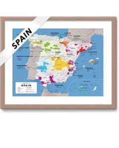 Wine Folly Wine Map Spain