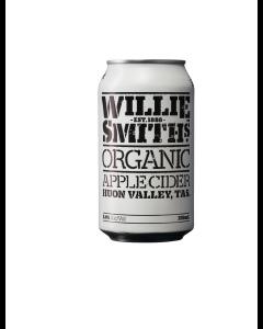 Willie Smiths Organic Apple Cider 355ml Can