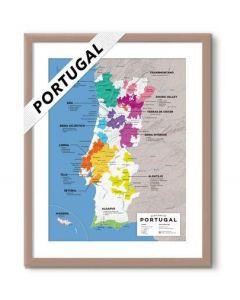 Wine Folly Wine Map Portugal