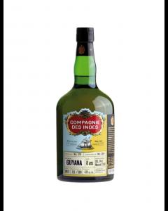 Compagnie Des Indes Guyana Rum 8 years 45%