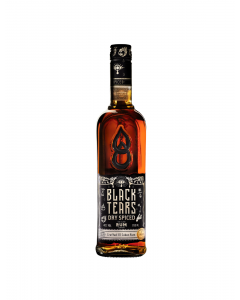 Black Tears Dry Spiced Rum 700ml