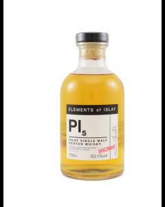 Elements of Islay Pl5 (Port Charlotte) 63.1% 500ml