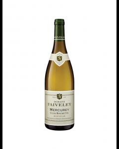 Faiveley Mercurey Clos Rochette Blanc 2018
