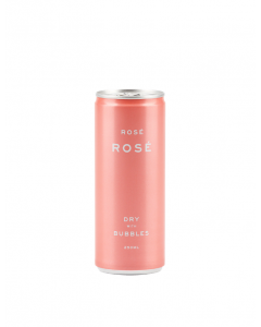 Wine and Wine Rose 'Rose in a Can' 250ml NV