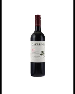 Oakridge 864 Cabernet Sauvignon Winery Block 2017