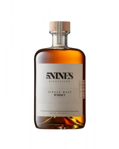 5Nines Distilling Single Malt Lightly Peated Bourbon Cask Whisky