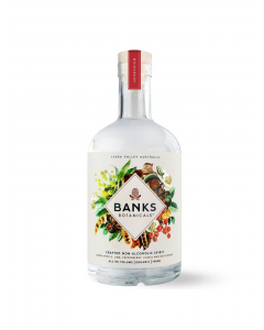Banks Botanical Non Alcoholic Gin 700ml
