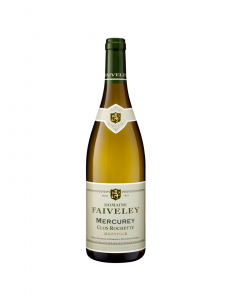 Faiveley Mercurey Clos Rochette Blanc 2019
