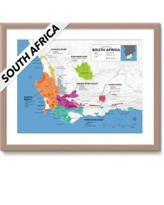 Wine Folly Wine Map South Africa