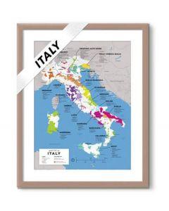 Wine Folly Wine Map Italy