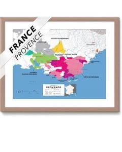 Wine Folly Wine Map France-Provence