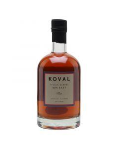 Koval Single Barrel Rye Whiskey 500ml