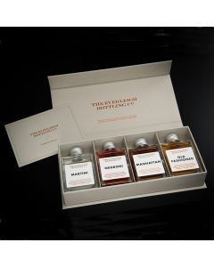 Everleigh Bottled Cocktails - Famous Four Boxed