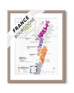 Wine Folly Wine Map France-Burgundy