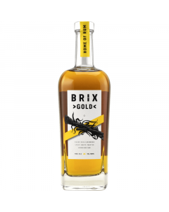 Brix Distillers Gold Rum 40% 700ml